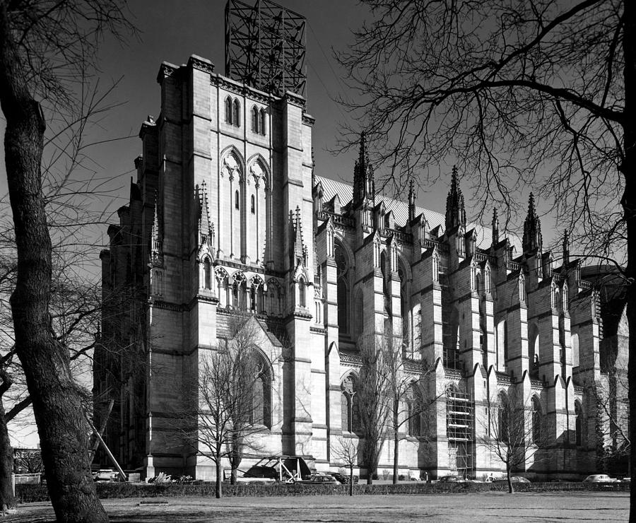 Cathedral Of Saint John The Divine, New Photograph