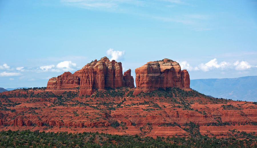 Cathedral Rock Photograph  - Cathedral Rock Fine Art Print