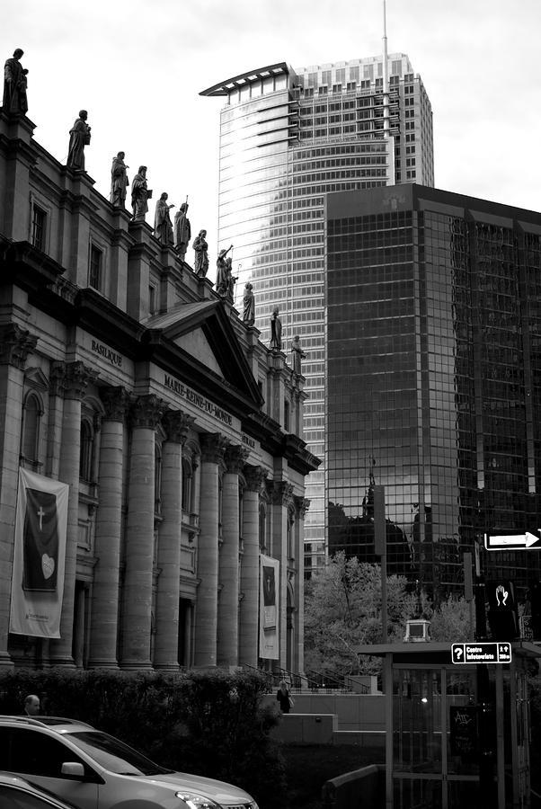 Cathedrale Marie-reine-du-monde Photograph