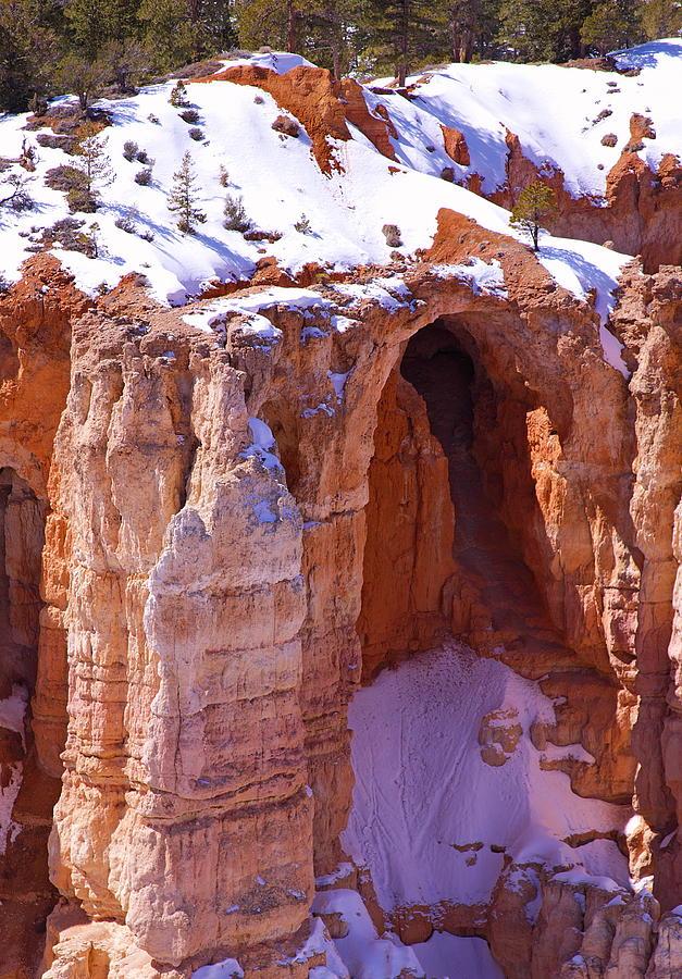 Cave Photograph - Cave by Viktor Savchenko