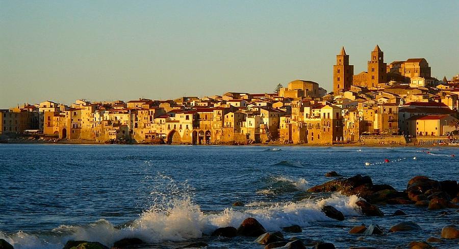 Cefalu - Sicily Photograph