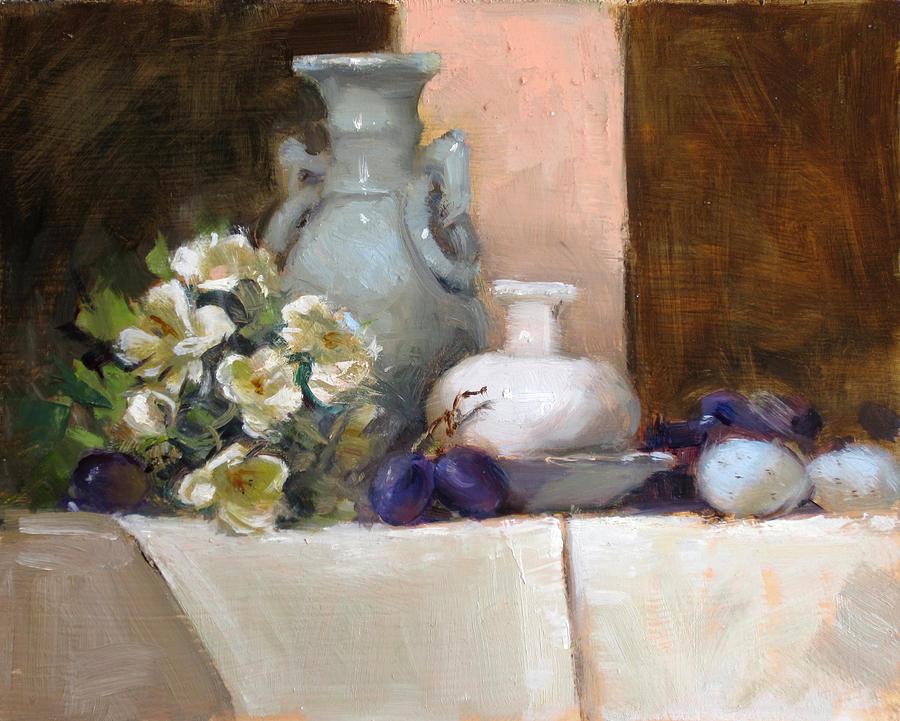 Celadon Painting