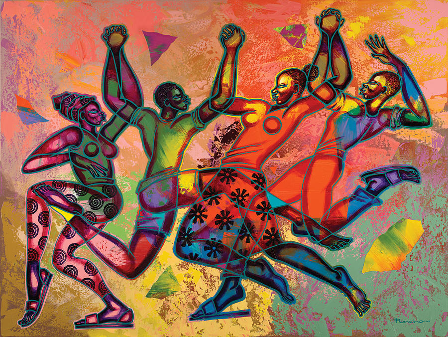 Celebrate Freedom Painting