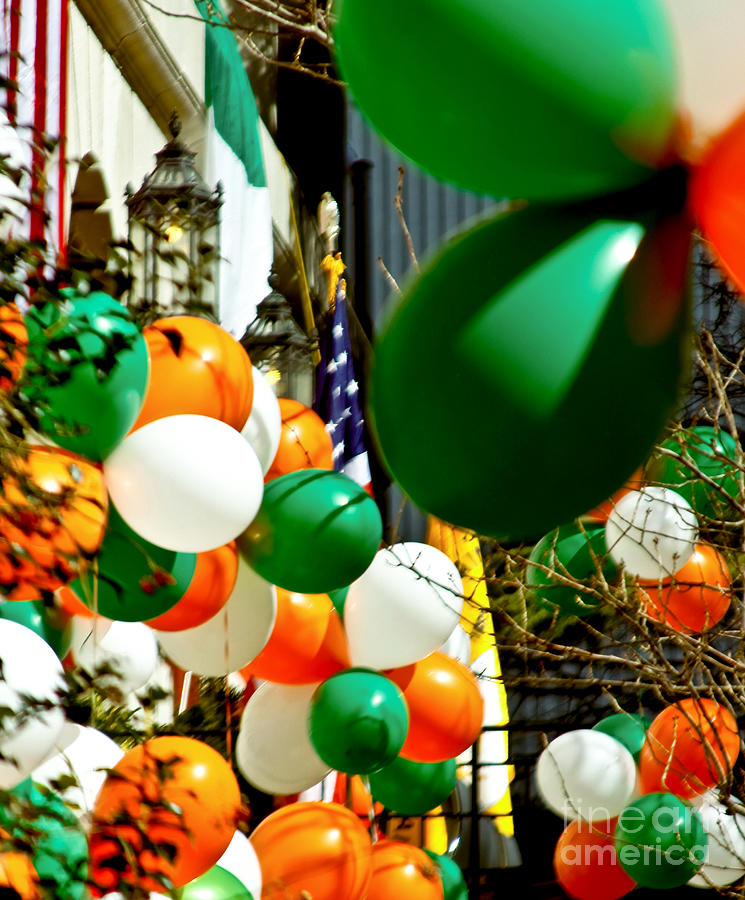 Celebrate Saint Patricks Day Photograph