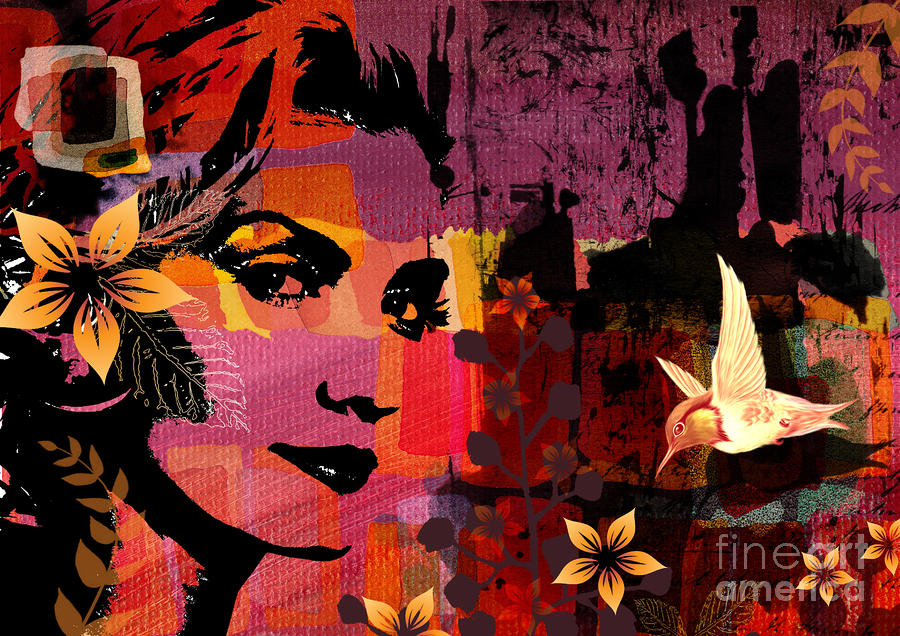 Celebrating Life Digital Art