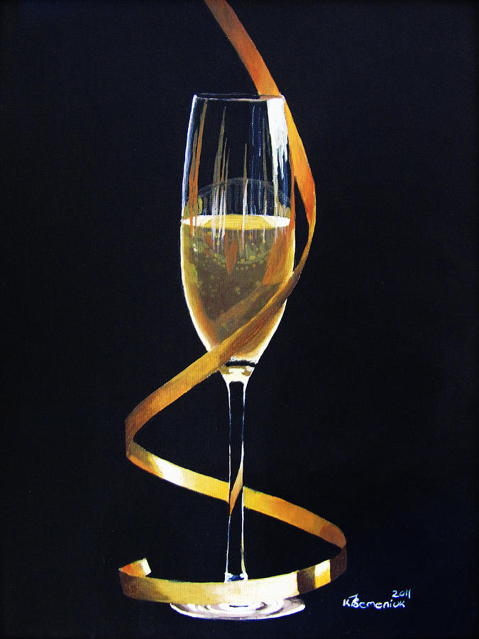 Celebrations Painting  - Celebrations Fine Art Print