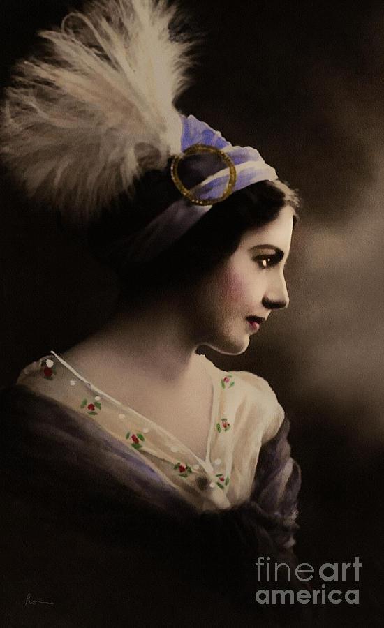 Celeste Aida Digital Art