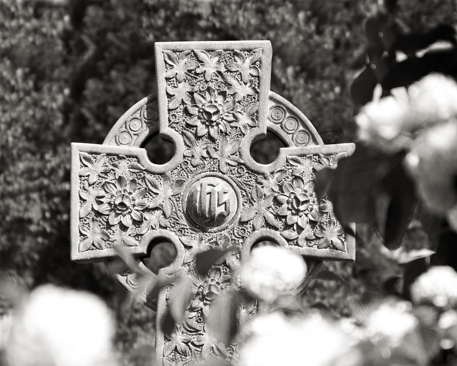 Celtic Cross I Photograph