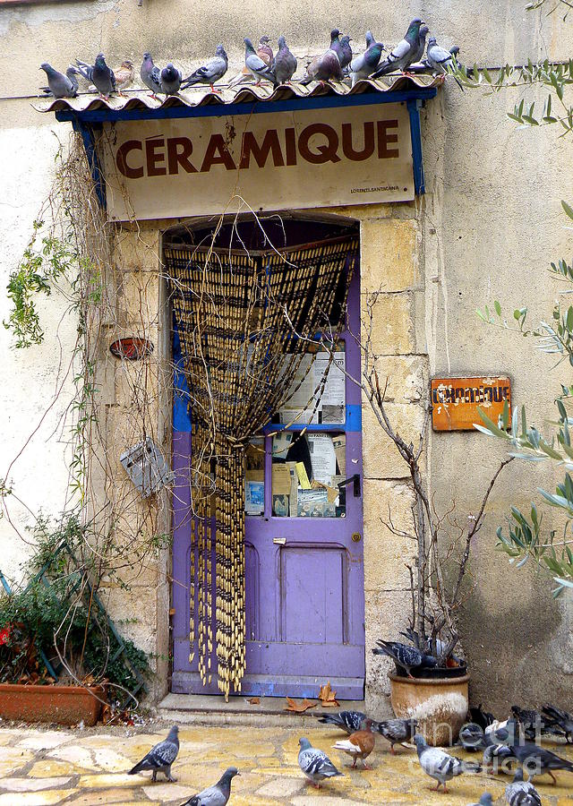 Ceramique Photograph  - Ceramique Fine Art Print