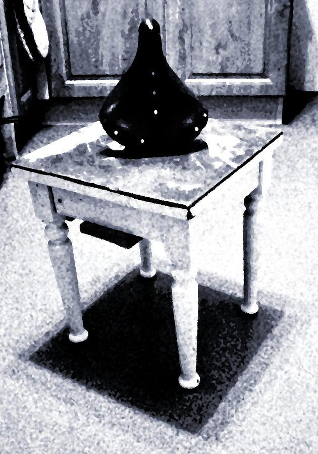 Chair Digital Art
