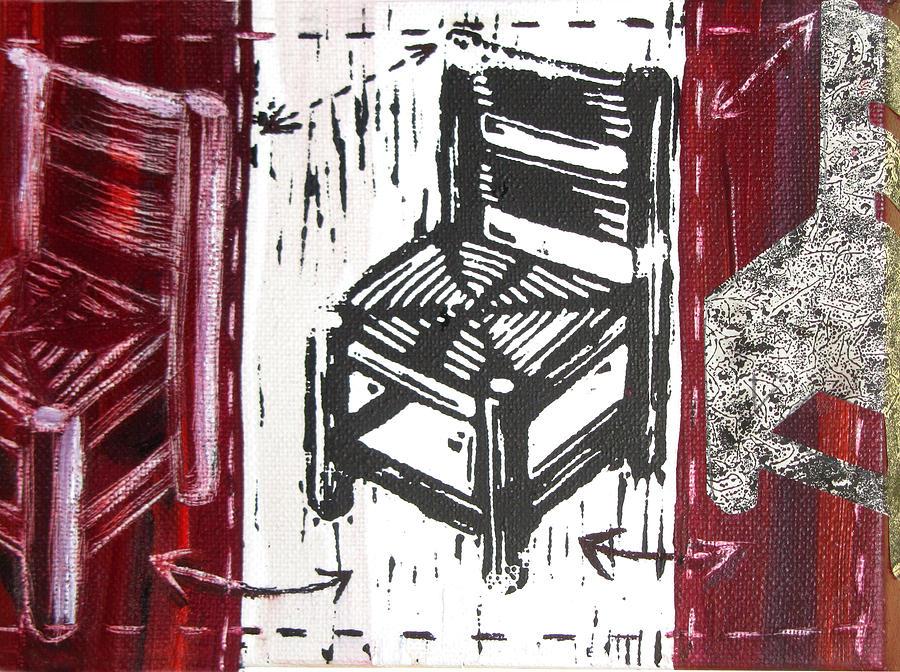 Chair V Mixed Media