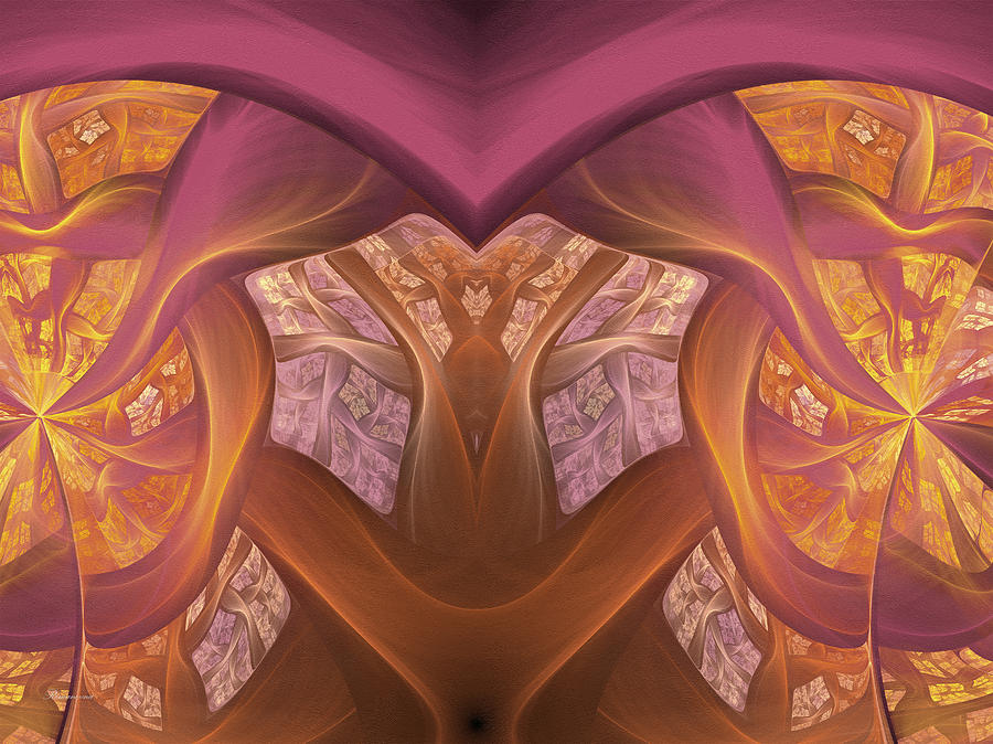 Chambers Of The Heart Digital Art