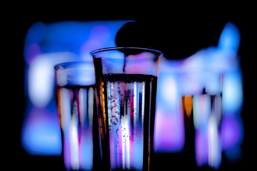 Canon Photograph - Champagne by Hakon Soreide