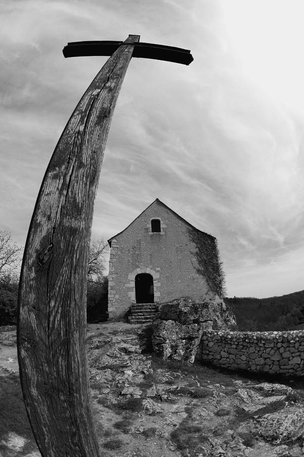 Chapel France Photograph