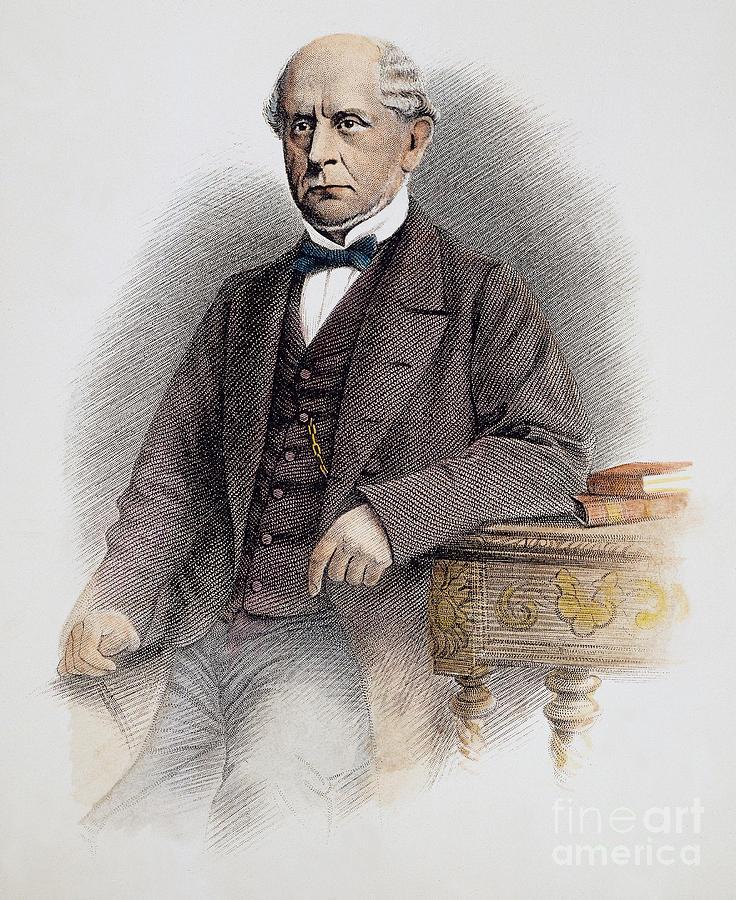 Charles Francis Adams Photograph