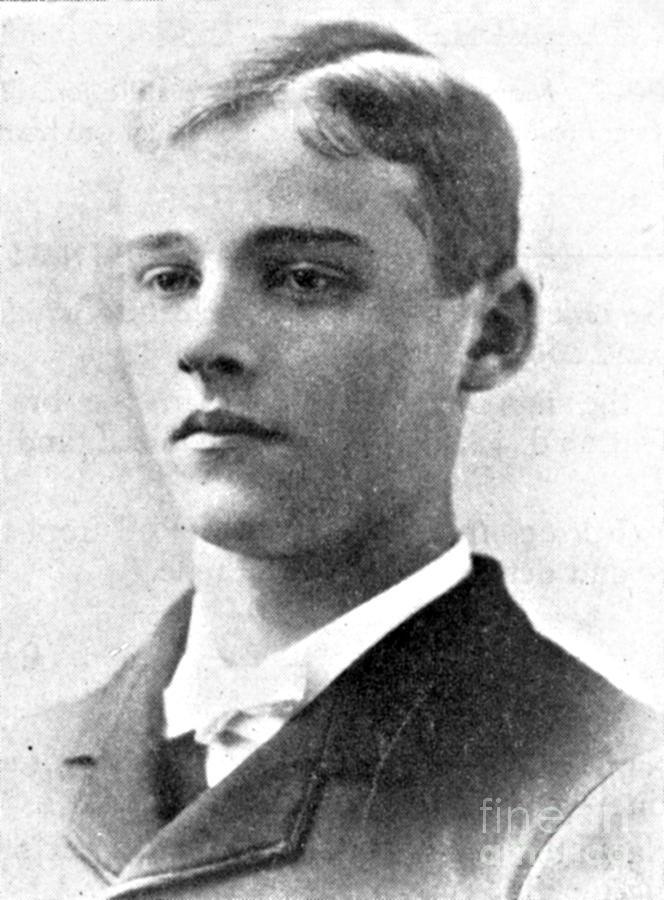 Charles Martin Hall, American Inventor Photograph
