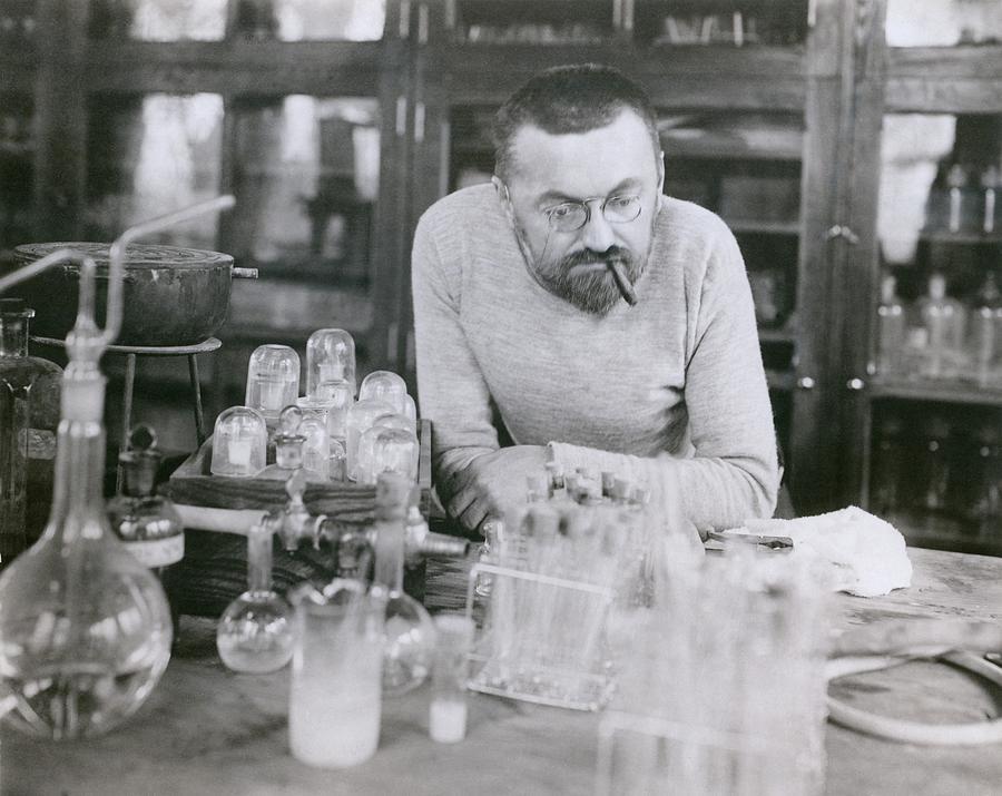 Charles P. Steinmetz 1865-1923 Photograph