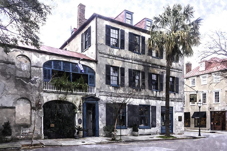 Charleston Art Gallery Photograph