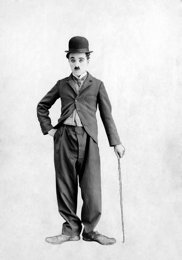 Charlie Chaplin, 1925 by Everett