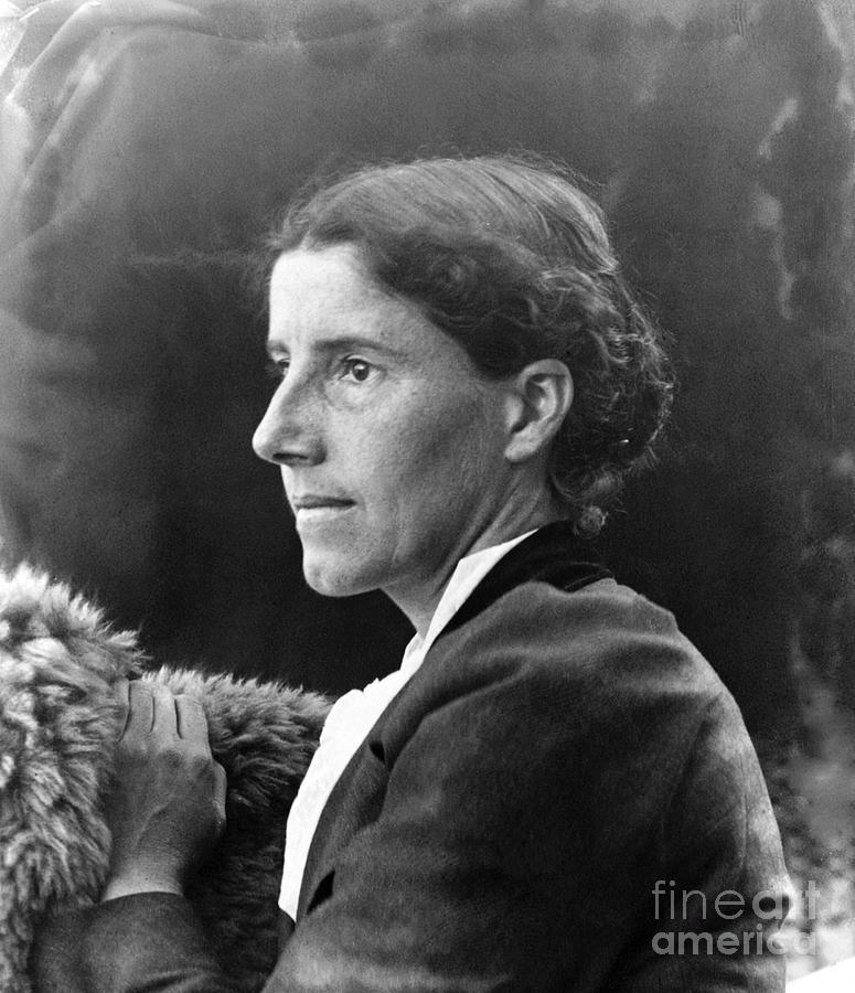 1900 Photograph - Charlotte Perkins Gilman by Granger