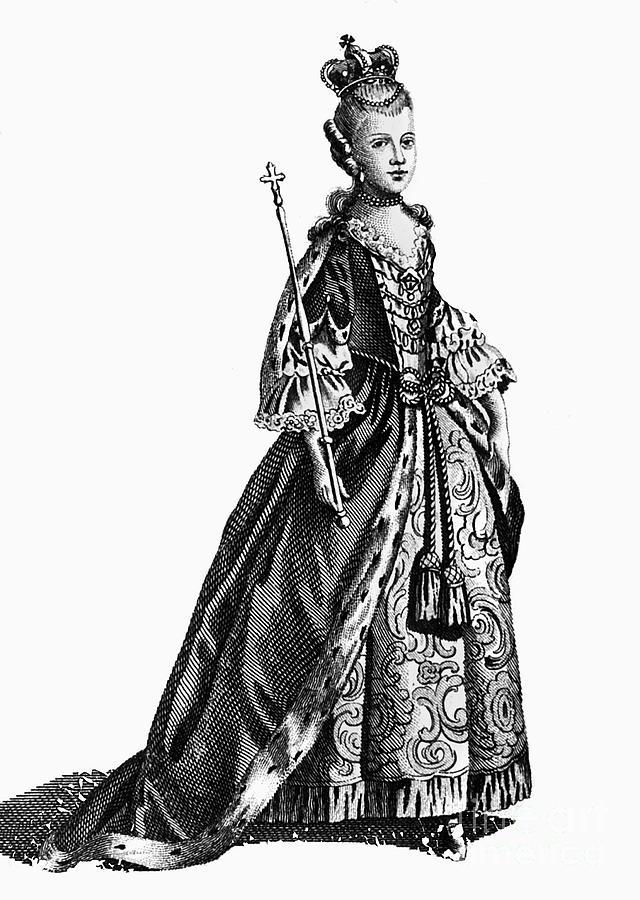 Charlotte Sophia (1744-1818) Photograph