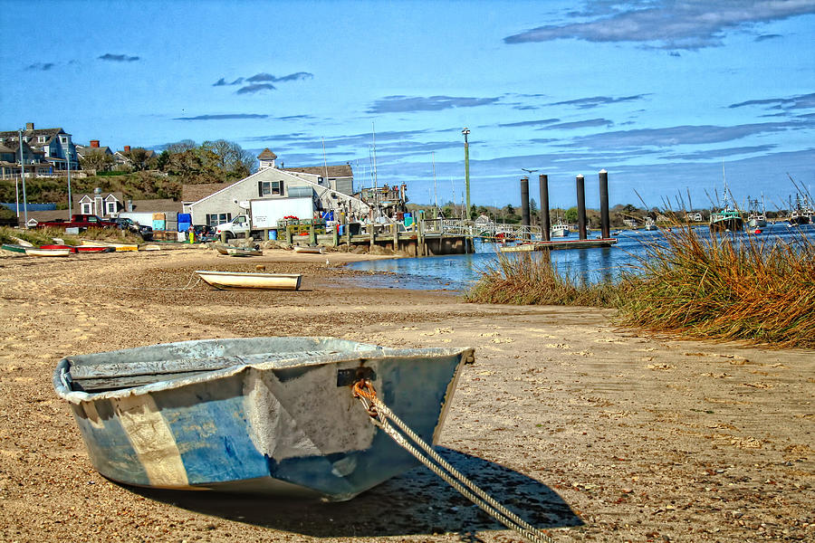 Chatham Harbor Photograph