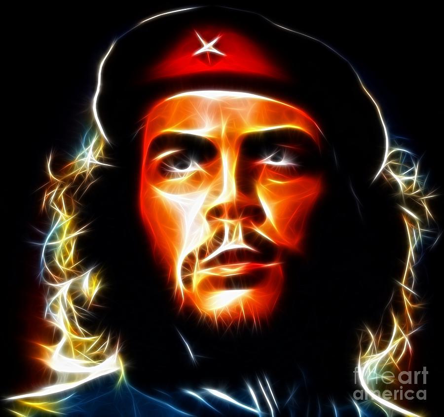 Che Guevara Mixed Media