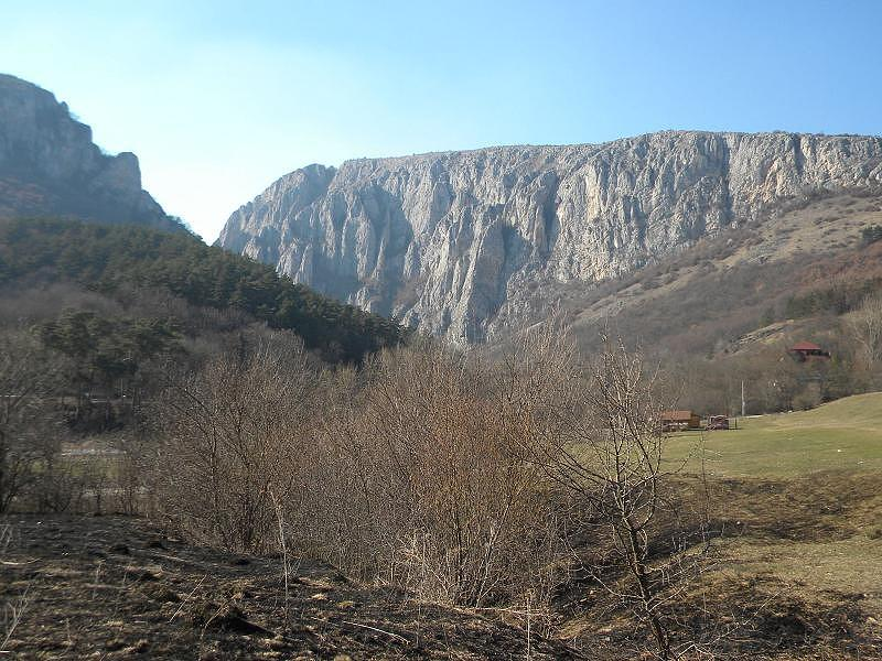 Turda Gorge Offers A Karst Landscape Of Rare Wild: High Cliffs And Steep Pyrography - Cheile Turzii by Ionutz Rosca
