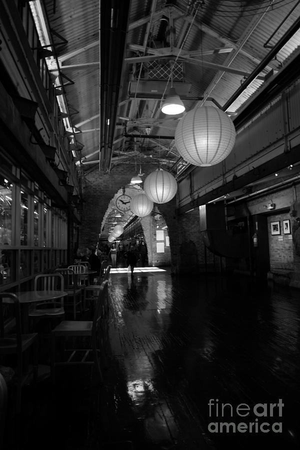Chelsea Market Interior Photograph