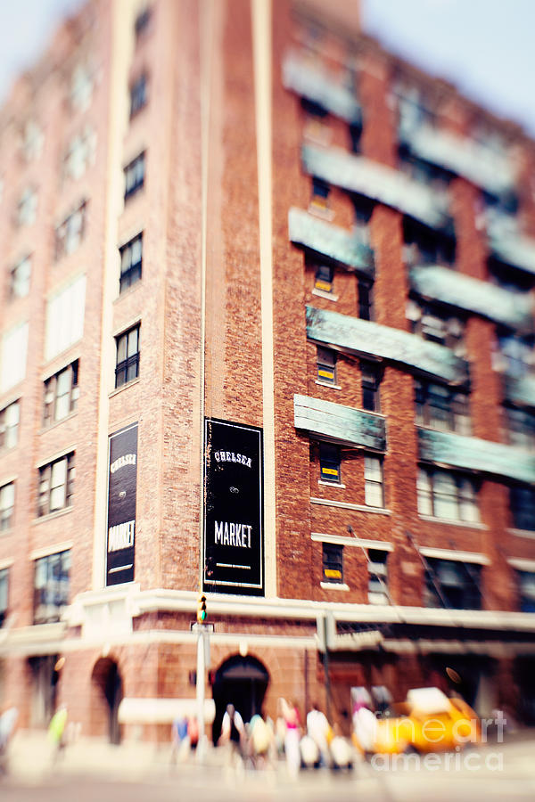Chelsea Market New York City Photograph  - Chelsea Market New York City Fine Art Print