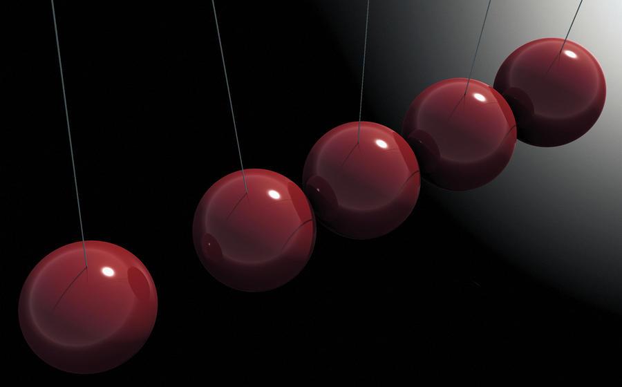 Cherry Red Knockers Digital Art