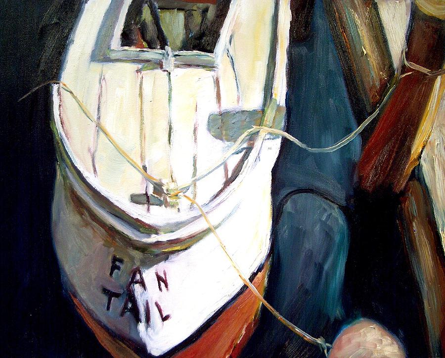 Chesapeake Boat Painting