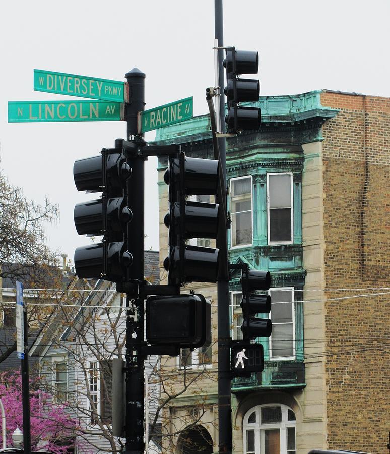 Chicago Corner Photograph