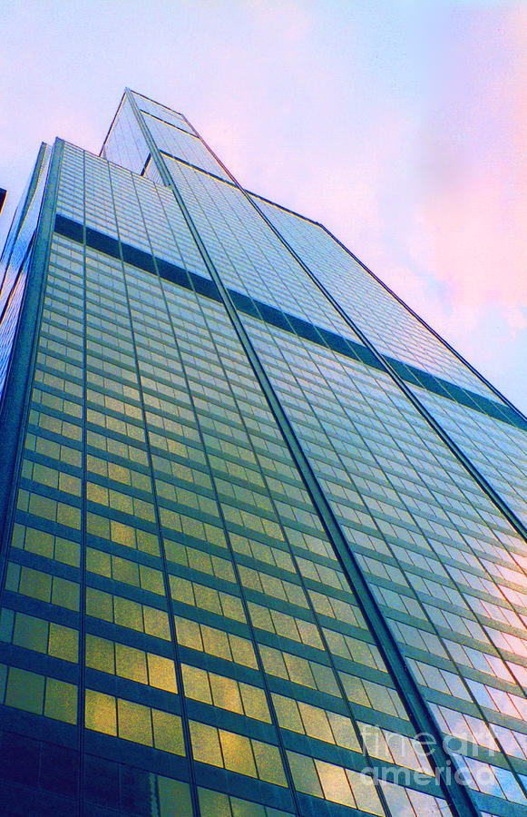 Chicago Sears Willis Tower Photograph