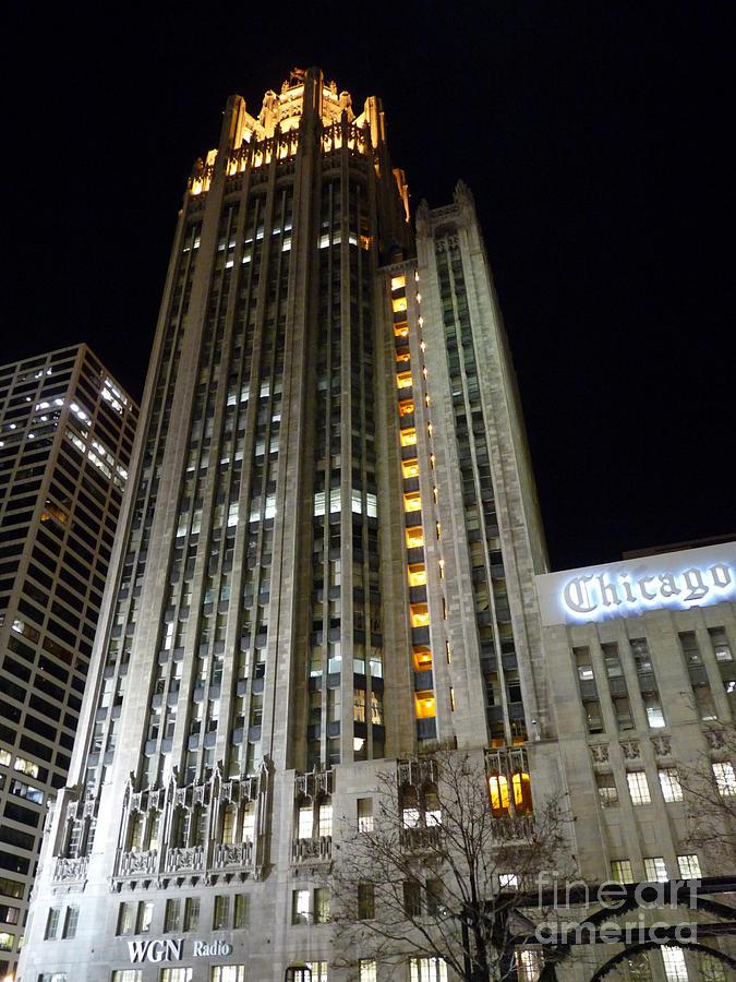 Chicago Tribune Photograph