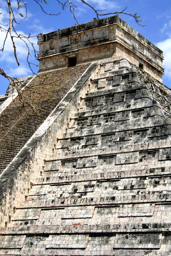Chichen Itza Up Close Photograph  - Chichen Itza Up Close Fine Art Print