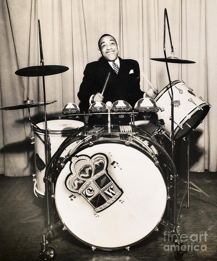 Chick Webb (1909-1939) Photograph