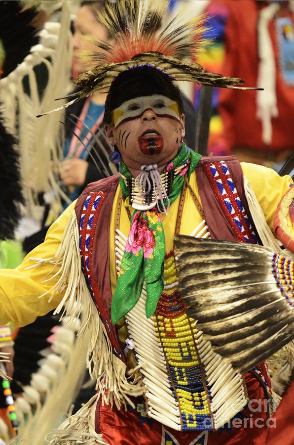 Chicken Dancer Photograph