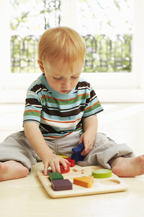 Childhood Development Photograph