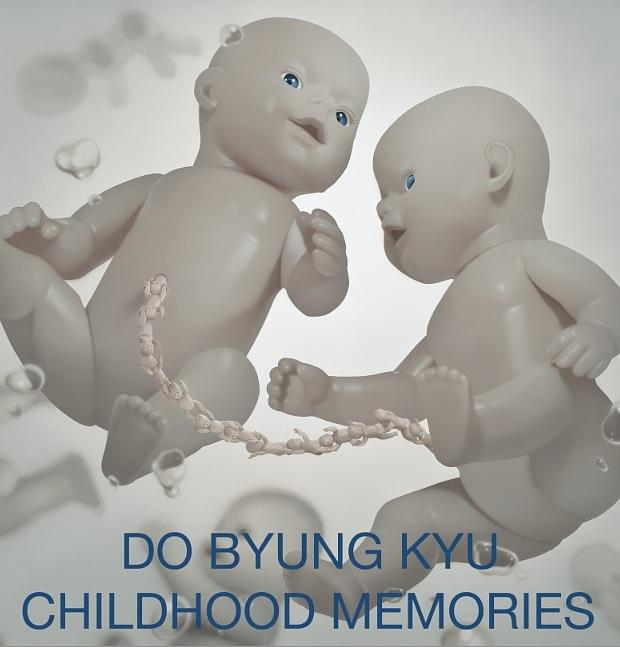 Painting - Childhood Memories by Do Byung-Kyu