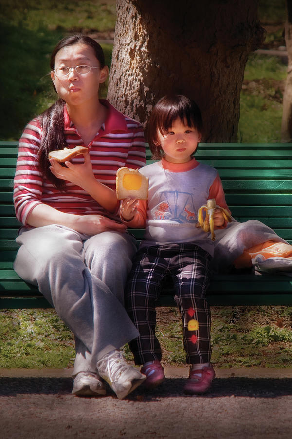 Children - Balanced Meal Photograph
