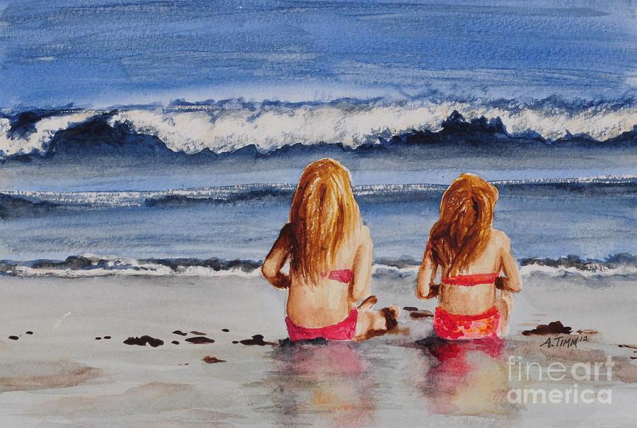 Childs Wonder Painting