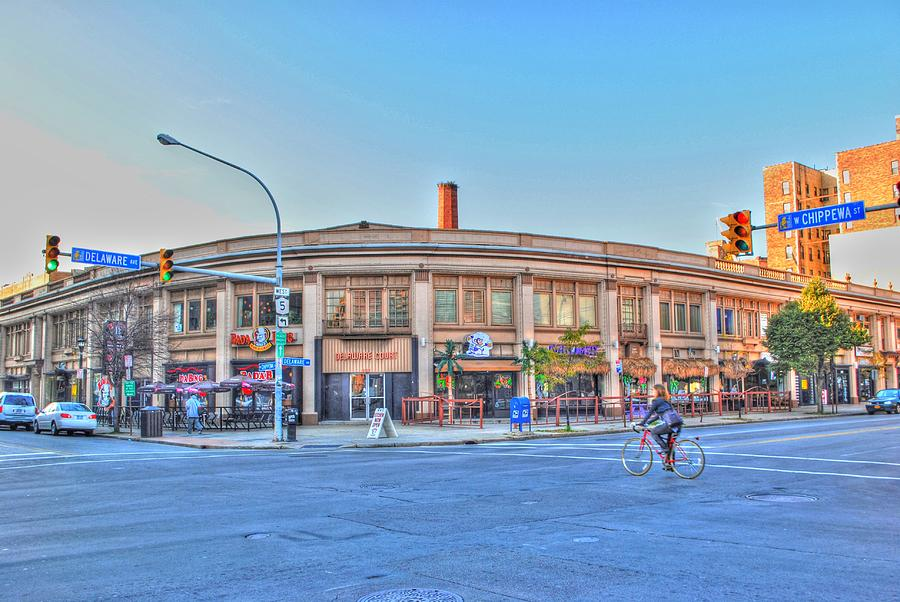 Photograph - Chippewa And Delaware by Michael Frank Jr