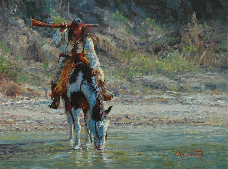 Chiracahua Painting