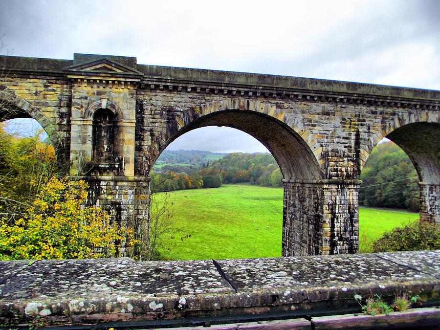 Chirk Aqueduct 1 Photograph