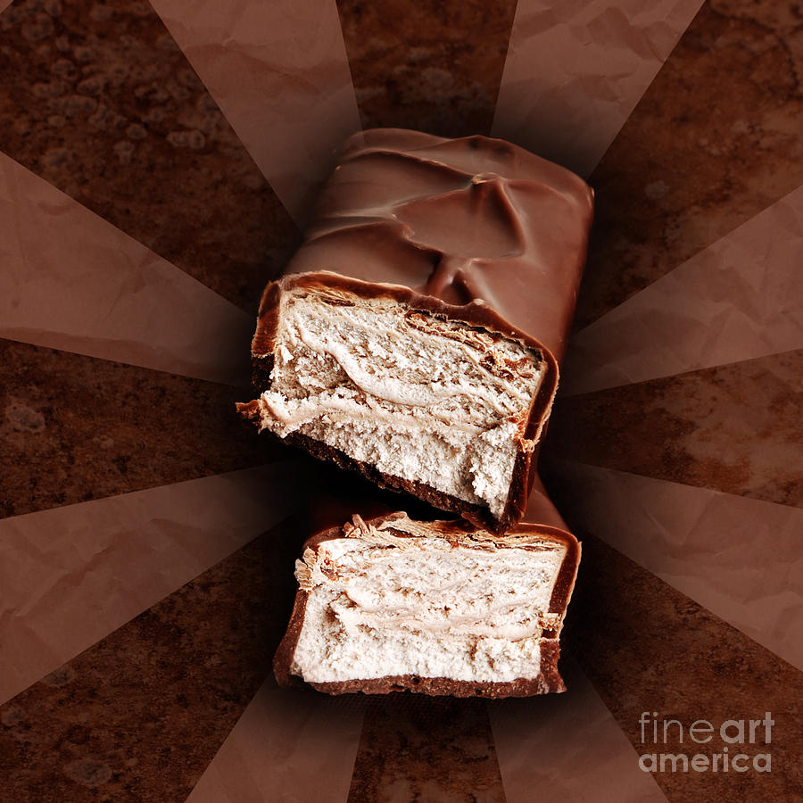 Chocolate Bars Photograph