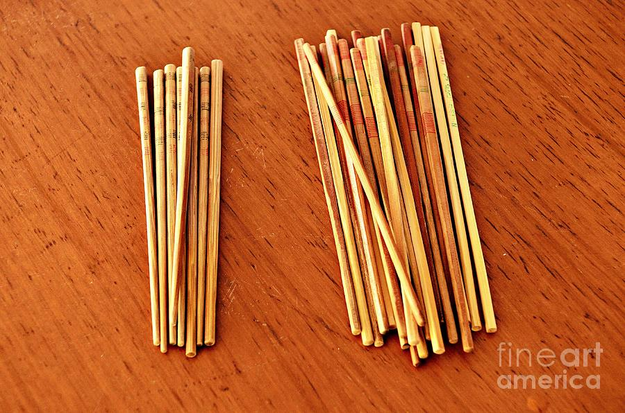Chopsticks Photograph