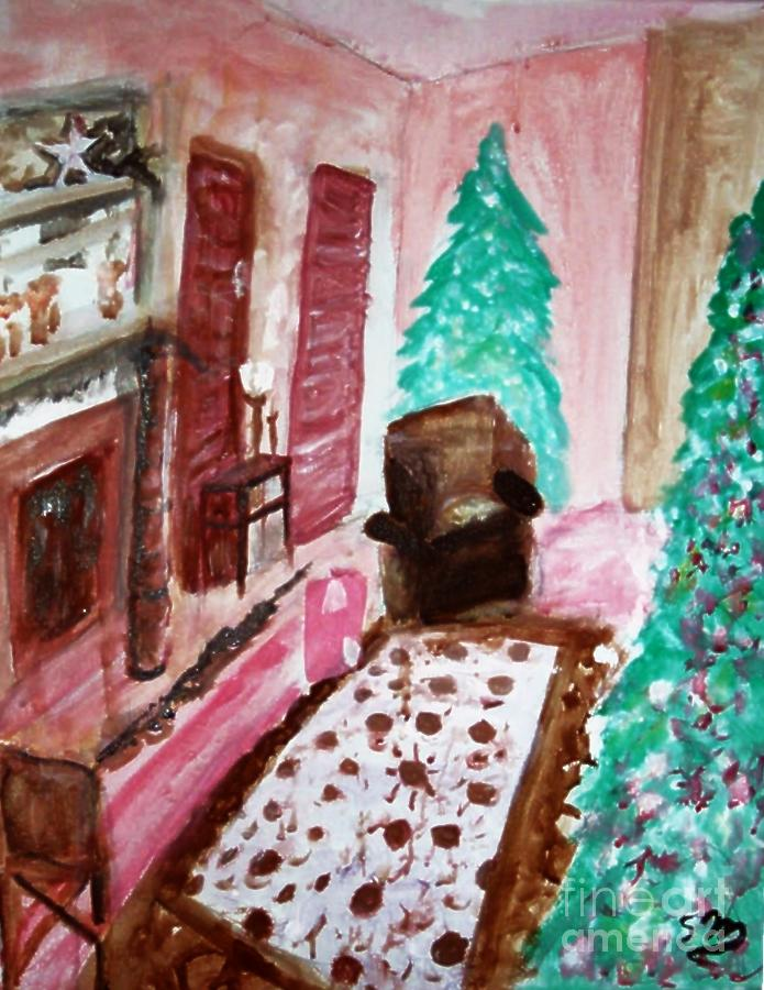 Christmas Cheer Painting