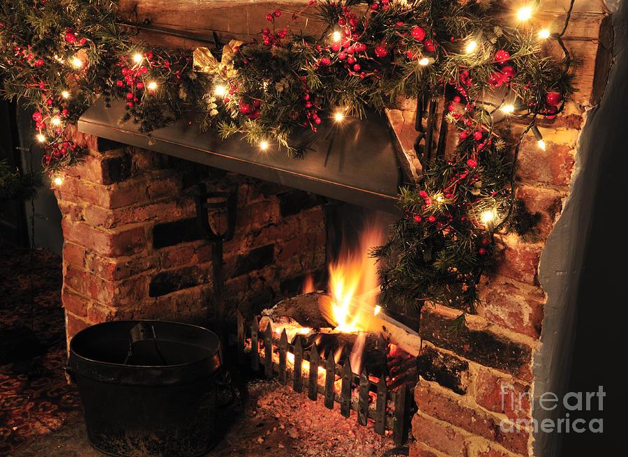 Christmas fireplace quotes lol rofl com