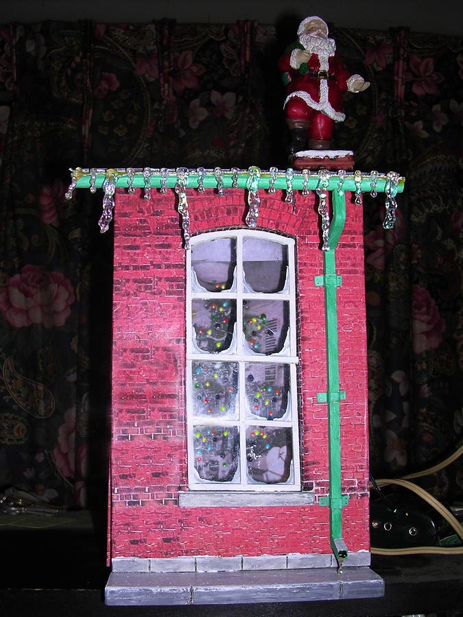 Christmas Memories Sculpture